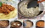 Спагетти в домашних условиях рецепт