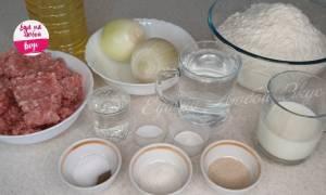 Дрожжевое тесто для беляшей