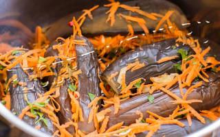 Баклажаны фаршированные квашеные рецепт