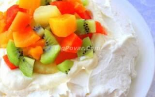 Торт безе классический рецепт