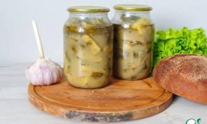 Маринованные огурчики с горчицей рецепт