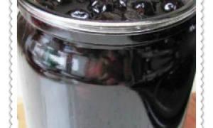 Варенье из клюквы и клубники рецепт