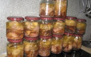 Домашняя тушенка в духовке — универсальный рецепт на зиму рецепт