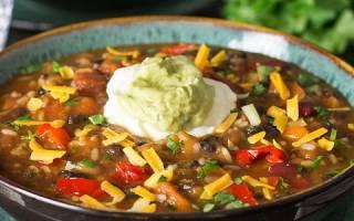 Суп Чили рецепт