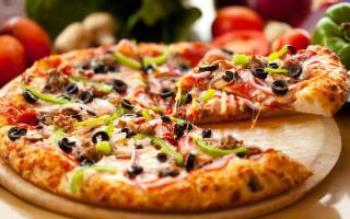 Самое простое тесто для пиццы рецепт