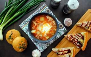 Рисовый суп с мясом рецепт