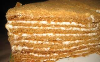 Торт Чудо рецепт