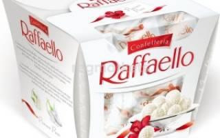 Конфеты рафаэлло
