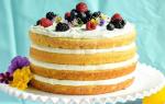 Вкусный торт со сметанным кремом рецепт