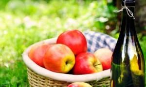 Сидр из яблочного сока рецепт