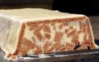 Рецепты тортов на Новый год 2017 рецепт