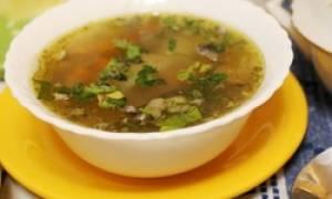 Сайровый суп рецепт
