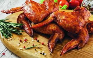 Куриные крылышки в мультиварке рецепт