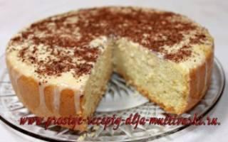 Торт «Три молока» рецепт