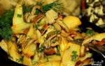 Вешенки с картошкой рецепт