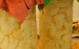 Помидоры с капустой на зиму