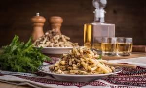 Макароны с говяжьим фаршем рецепт