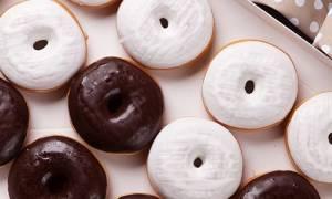 Донатсы в шоколадной глазури рецепт