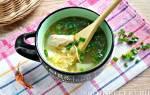 Суп из окорочка рецепт