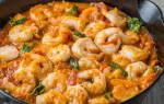 Креветочная рыба в соусе рецепт