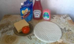 Пицца на готовой основе рецепт