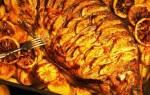 Лещ в духовке с картошкой рецепт