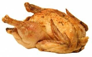 Курица-гриль в микроволновке